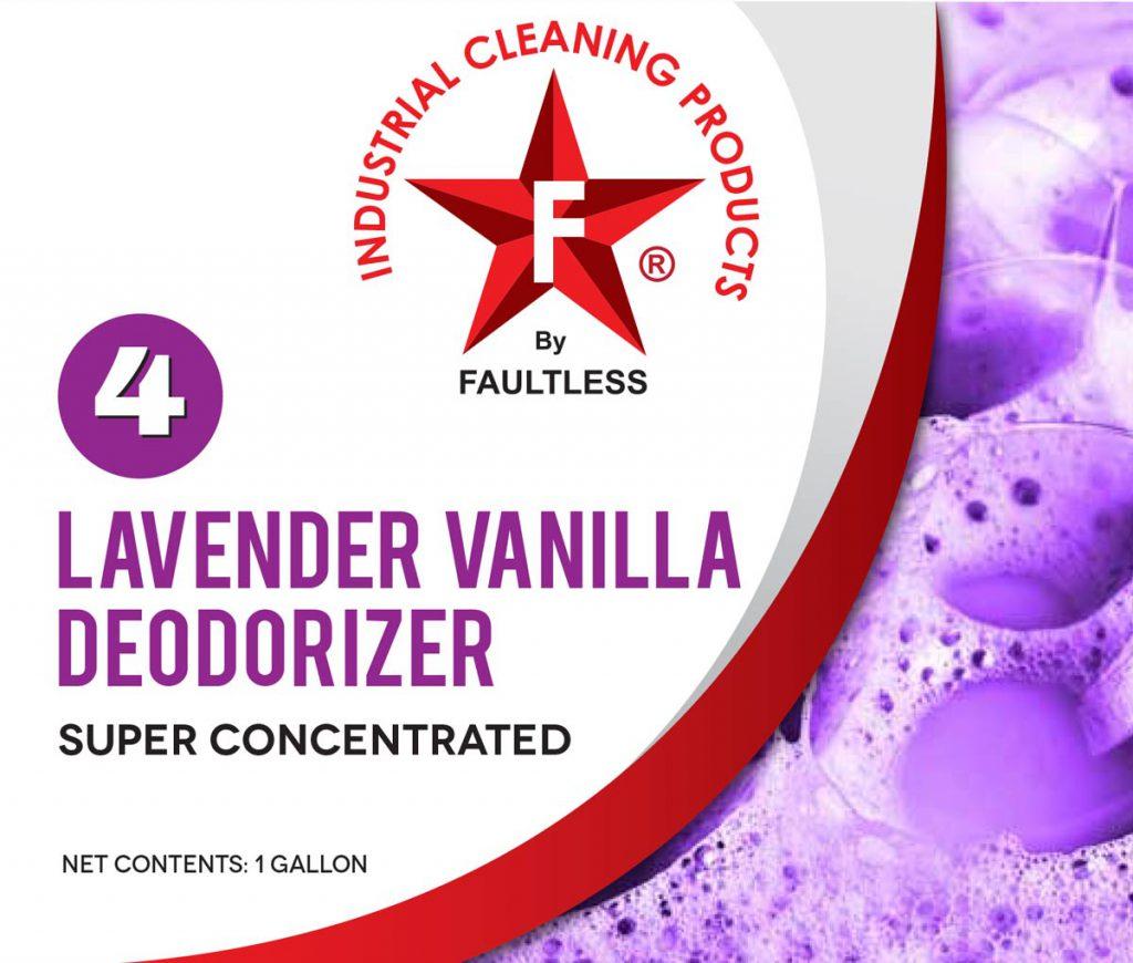 Lavender Vanilla Deodorizer