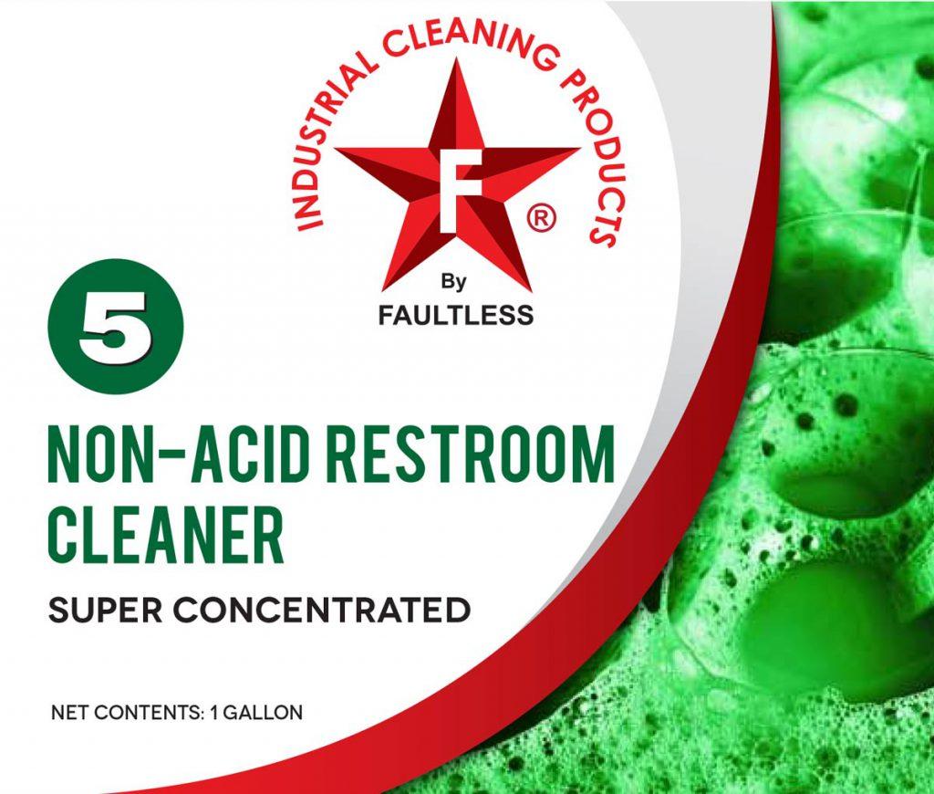 5-Non-Acid-Restroom