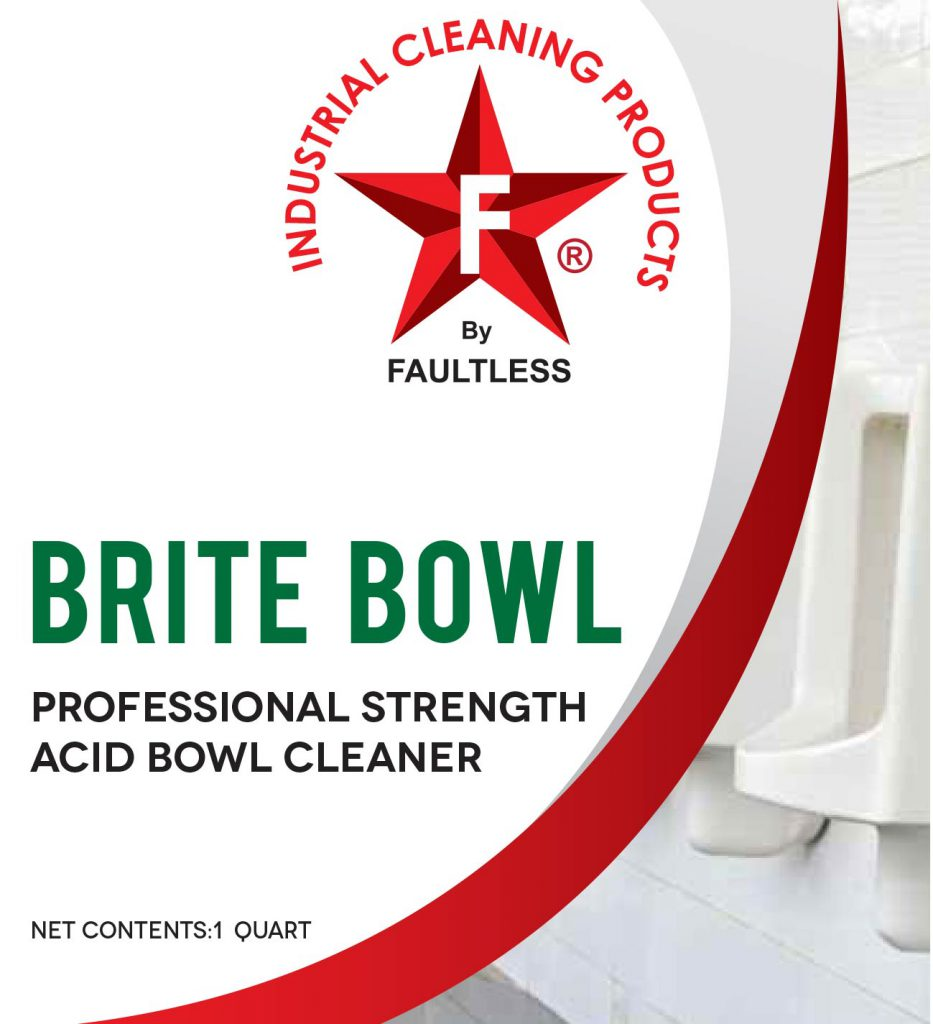 Brite Bowl Cleaner - 1 Quart